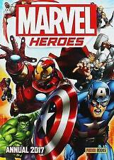 Marvel Heroes Annual: 2017 by Panini Publishing Ltd (Hardback, 2016)