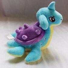 "6"" Pocket Monster Pokemon Lapras Soft Plush Stuffed Doll Toy Kids Christmas Gift"
