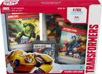 LOT OF 3 (X3) Transformers TCG AUTOBOTS TCG STARTER DECK Factory Sealed
