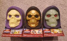 Mega Construx Masters Of The Universe Trap Jaw He-Man Jet Sled Fisto Skeletor