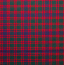 Ingles Buchan Scottish Wedding Tartan Handfasting Wool Ribbon Skene Modern
