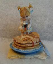 My Little Kitchen Fairie Pancake Fairy 2006 Enesco 4007976