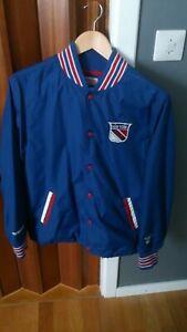 New York Rangers Jacket Size S, Mitchell & Ness