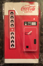 Coca Cola Vending Machine Christmas Ornament * Brand New * Retro