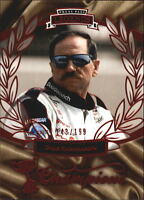 2010 Press Pass Legends Red #77 Dale Earnhardt C /199