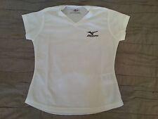 T-shirt de sport femme MIZUNO blanc respirant taille XS neuf