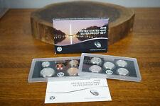 2018 S US Mint Silver Proof Set 10 Coins (5 Qtrs) Mint Box & COA - Lot B