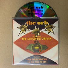 The Orb ft. Lee Scratch Perry - The Orbserver... 11 track promo CD (2013)