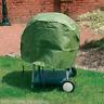 New Heavy Duty Waterproof Outdoor Green Garden Furniture BBQ Cover UV Protected