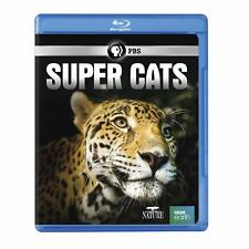 Super Cats - Blu Ray - BBC Earth - Nature - 2018 - Region A - PBS