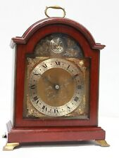 Garrard and Co Mantle clock by Elliot of London Tempus Fugit Mantle Clock - 232