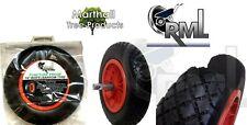 "**CLEARENCE** 14"" 14 Inch Puncture Nanofoam Proof Wheelbarrow Wheel MADE IN UK"