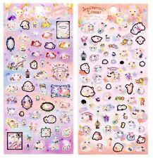 San-x Sentimental Circus Sheep Sticker Sheet stickers kawaii Japan LOT