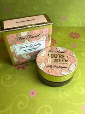 "TOO FACED~You're So Jelly~Jelly Highlighter ""GILDED CHAMPAGNE""(0.6oz)NEW IN BOX"