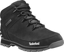 Timberland Euro Sprint Hiker Black Reflective 11.5 Medium