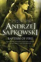 Baptism of Fire Witcher 3 - Now a major Netflix show 9780575090972 | Brand New
