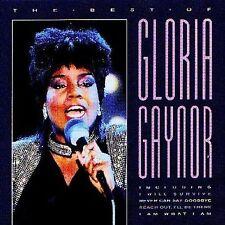 Best of Gloria Gaynor by Gloria Gaynor (CD, 1999) NEAR MINT, TESTED