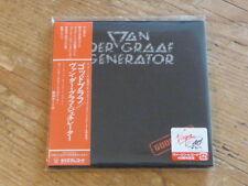 Van der Graaf Generator:Peter Hammill: Godbluff Japan SHM CD Mini-LP SS (Q