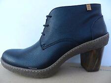 El Naturalista Lichen NF74 Chaussures Femme 41 Bottines Richelieu Bottes Neuf