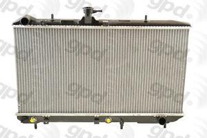 Radiator Global Parts Distributors 1117C