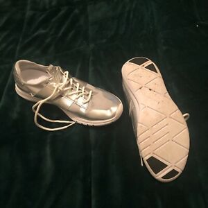 Calvin Klein women's trainers silver size 7