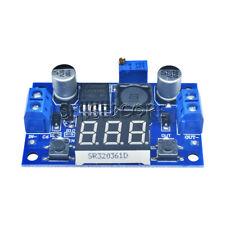 DC-DC Spannungsregler LM2596 Step-Down Regler einstellbar rmit LED Voltmeter