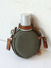 Perfect Swiss Army Military bottle canteen Switzerland paramedic first Aid 1966