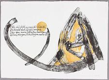 Steffen volmer: lado litografía a textos de rené char. Edition 8