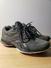 Reebok EASYTONE Women's Size 9 Casual Walking Shoes Charcoal GUC