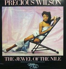 "Precious Wilson(7"" Vinyl)The Jewel Of The Nile-JIVE-JIVE 115-UK-VG/Ex"