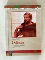 ODISSEA (1968) RARO BOX 3 DVD vendita SIGILLATO SCENEGGIATI RAI ROSSI OMERO
