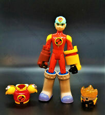 MegaMan NT Warrior TorchSoul with other parts