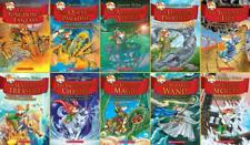 Geronimo Stilton KINGDOM OF FANTASY Children's Series HARDCOVER Collection 1-10