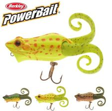 BERKLEY POWER BAIT TOPWATER POPPER LURE FRENZY POP FROG