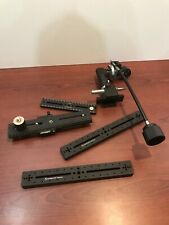 Mixed LOT Of Camera tripod accessories Selling parts or repair
