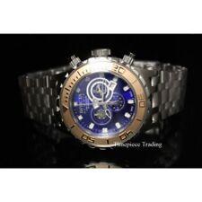 Relojes de pulsera de acero inoxidable acero inoxidable cronógrafo