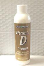 .Pure Valley VITAMIN D Cream 6 oz