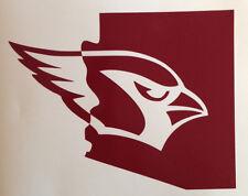 Arizona Cardinals Bird Gang NFL Vinyl Decal Sticker #AZCardinals #BeRedSeeRed