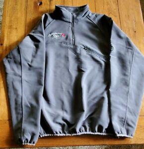 (3) Fuxi Racing Hoodies Men's XL Black Pullover Brown Zip-Front & Dickies Jacket