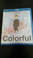 Colorful Blu-Ray Keiichi Hara Manica Animazione Sealed New Nuovo