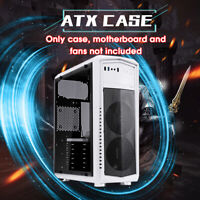 Desktop Computer Gaming PC Case Computer ATX M-ATX ITX Mid Tower USB 3.0 Port