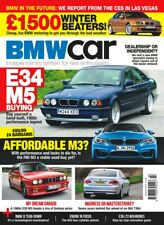 BMW CAR Magazine March 2019 E34 M5