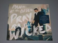PANIC AT THE DISCO  Pray For The Wicked LP gatefold New Sealed Vinyl