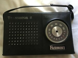 Fairmont Transistor 8