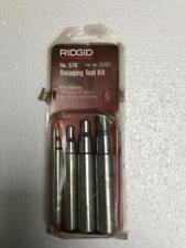 "RIDGID NO.570 SWAGING TOOL KIT CAT NO. 52420 OD CAPACITY 1/4"",3/8"",1/2"",5/8"""