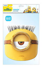 MINION egiziano 2D CARTA PARTY Face Mask Fancy Dress Up PORTABORSE CATTIVISSIMO ME