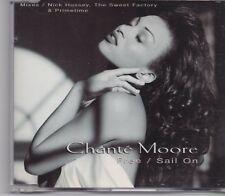 Chante Moore-Free/Sail On cd maxi single