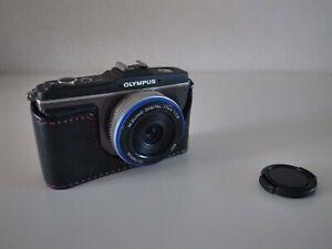 Olympus Pen E-P2 con Olympus M.Zuiko 17mm f2.8