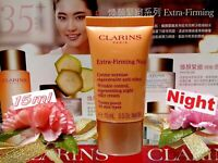 ☾Sealed☽NEW Clarins Extra-Firming☾*Wrinkle Night Cream*☽◆☾15ml☽◆ ♡H/20% OUT♡
