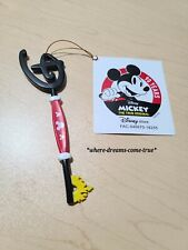 Disney Store Mickey Mouse 90th Years Anniversary Limited Edition Collectors Key